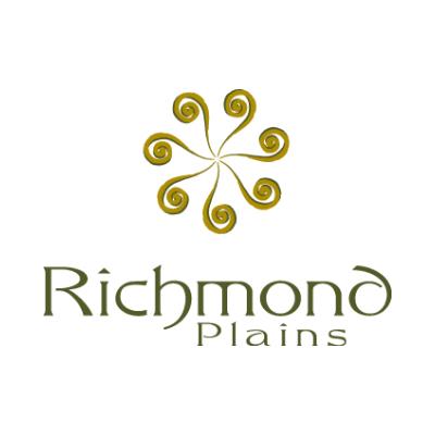 Richmond Plains logo