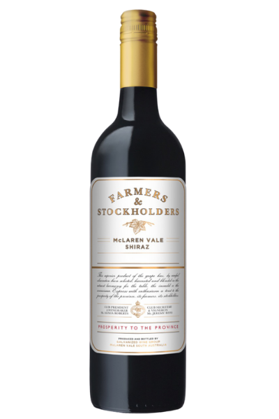 Farmers And Stockholders Shiraz 2015