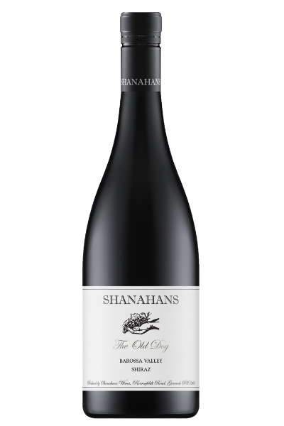 Shanahans The Old Dog Shiraz 2014
