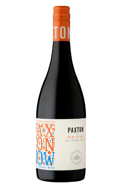 2020 Paxton Now Shiraz