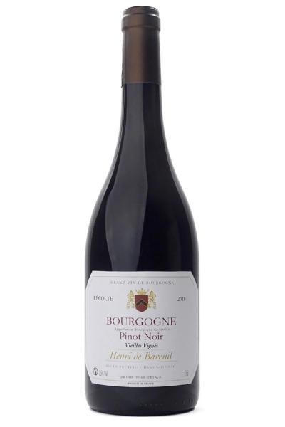2018 Henri de Bareuil Pinot Noir Vielles Vignes